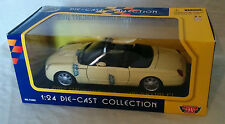 NEW MOTOR MAX 1:24 2002 THUNDERBIRD (CONVERTIBLE) DIE - CAST COLLECTION 73200