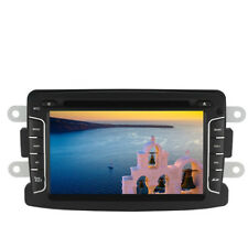 """Stereo Android 7.1 auto Renault Dacia Duster navigatore GPS monitor 7"""" + DVD"""