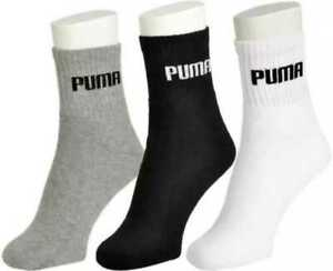 PUMA  Men Ankle Length  (Pack of 3) FREE SHIPPING