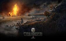 World of Tanks Powerleveling/ Credit Grinding/ Etc, Etc