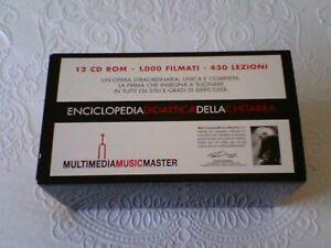 Enciclopedia Didattica della Chitarra di Franco Mussida