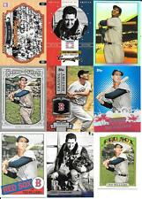 TED WILLIAMS 2013 TOPPS CHASING HISTORY #CH-33 BOSTON RED SOX  FREE COMBINED S/H