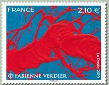 France 2019 Fabienne Verdier MNH / Neuf**