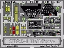 eduard 49349  1/48 SB2C-4 Helldiver Interior for Revell & Accurate Miniatures