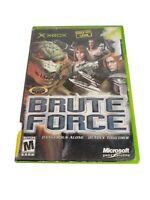 Brute Force - Original Xbox Game Complete CIB