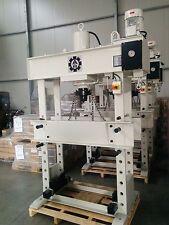 Hydraulikpresse, Werkstattpresse 120t - ATM