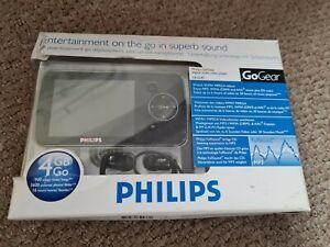 Ultra Rare Condition! Philips GoGear SA5245 Video Audio Radio MP3 Player 4GB