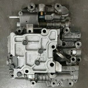 GM 3T40E 3 Speed Automatic Transmission: Valve Body w Solenoids - As Pictured