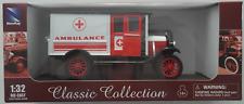 "NewRay - 1924 Chevy 1-Ton Series H Truck ""Ambulance"" 1:32 / Spur 1 Neu/OVP"