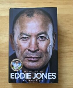 My Life and Rugby: The Autobiography by Eddie Jones (2020, Hardcover)