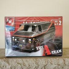 The A Team Van Model Kit AMT/ERTL 1:25 Scale Plastic 2002 New Sealed RARE