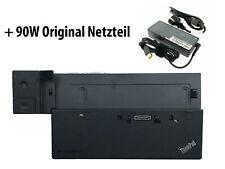 Dockingstation + Original 90W Netzteil Lenovo ThinkPad x240, x250, x260, x270