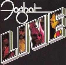 *NEW* CD Album Foghat -  Live (Mini LP Style Card Case)