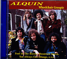 ALQUIN wheelchair groupie CD NEU