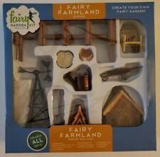 Fairy Farmland Series Fairy Garden Kit Deluxe Arcadia Garden Products