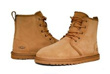 e56842f99e37 UGG Australia Men s Harkley 1016472 Chestnut Suede NEW Sz 7-15 NEW w  Box
