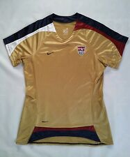 RARE NIKE DRI-FIT WOMAN USA NATIONAL SOCCER TEAM JERSEY IN SIZE S