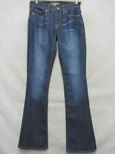 A7924 Lucky Brand Dark Blue Sofia Boot Stretch NW/oT Jeans Women 28x32