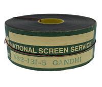 Gandhi 1982 35mm Film movie trailer