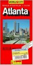 Atlanta (World City Map)GeoCenter.New
