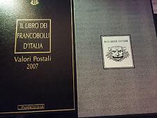 2007 Libro dei Francobolli Buca delle Lettere Completo Da Montare + Custodia