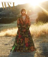 Jared Leto  Men's Style Issue WALL STREET JOURNAL WSJ MAGAZINE September 2017