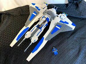 Lego Star Wars 9525 Set: Pre Vizla's Mandalorian Fighter: Incomplete - Retired