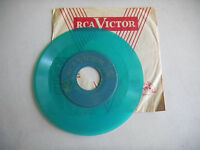 SONS OF THE PIONEERS  cool water / chant of the pioneers GREEN VINYL RCA     45