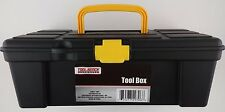 TOOL BOX ART BOX FISHING TACKLE BOX PLASTIC 12X6X4 INCHES 1/Pk