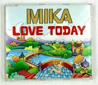 MIKA Love Today CD Cantautore Musica Pop Album musicale