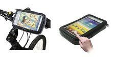 Housse imperméable support vélo pour smartphones,rotation 360°- Taille XL