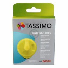 Original Servicio Tdisc Tassimo Limpieza Bosch Siemens 17001490 Máquina de Café