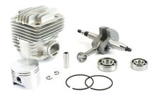 Kit Fits Stihl TS400 Cut Off Saw W/ Crankshaft Cylinder Piston Rod Rings Gasket