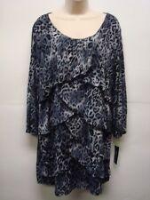 "NWT Style & Co ""New Cat"" Animal Print Dress Size Small Beautiful!!"