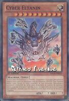 Yu-Gi-Oh ! Carte Cyber Eltanin (par 2 !!)  SDCR-FR010  -  Commune 1ère édition