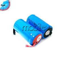 10 pc SubC Sub C NiCd 2500mAh Rechargeable Battery Tab B1 blue