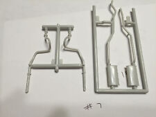 AMT 1966 Olds 442 Exhaust System From Kit #6268 New Model Car Part Scale 1/25 7
