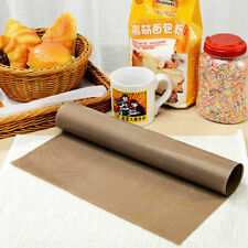 Silicone Greaseproof Oven Bakeware Baking Mat Pad Cooking Paper Kitchen Too Z8G6