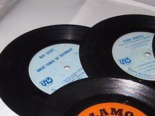 Vintage Vinyl Records 33 1/3 & 45 - Lot of 11