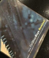 Maxi Cd Pet Shop Boys Remixed German Cd Where The Streets Morales Rare Remixes