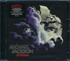 Michael Jackson Scream CD NEW This Place Hotel Unbreakable Threatened