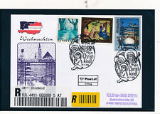 Christkindl-Reco-Brief 26.11.2004, Ersttag    (CH9)
