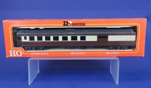 Rivarossi HO Scale NC New York Central Lines Passenger Combine Car 411