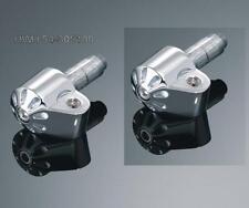Coppia bilanceri manubrio 22-25 mm per specchi specchietti retrovisori M10x1.25