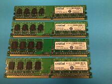 Desktop RAM 1GB PC2-4200U NonECC FIT Dell Optiplex GX320   GX520 GX620