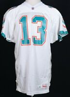 The Finest Dan Marino 1992 Game Used Signed Miami Dolphins Jersey MEARS A10 PSA
