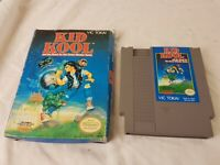 Kid Kool - Nintendo NES Video Game - Cart And Box