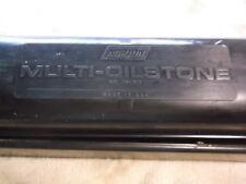 Norton MULTI-OILSTONE - Product Model # IM-313 - Knife Sharpening Oil Stone USA