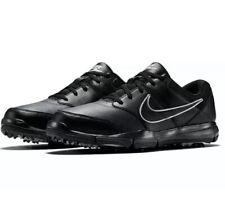 Nike Durasport 4 Mens Golf Shoes Black Grey  844551-001 Size 10.5 New
