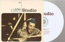 JULIEN CLERC studio CD ALBUM PROMO veronique sanson carla bruni